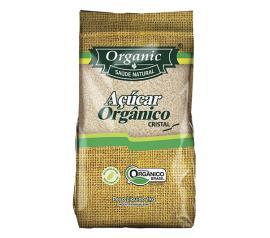 Açúcar Organic cristal orgânico 1kg