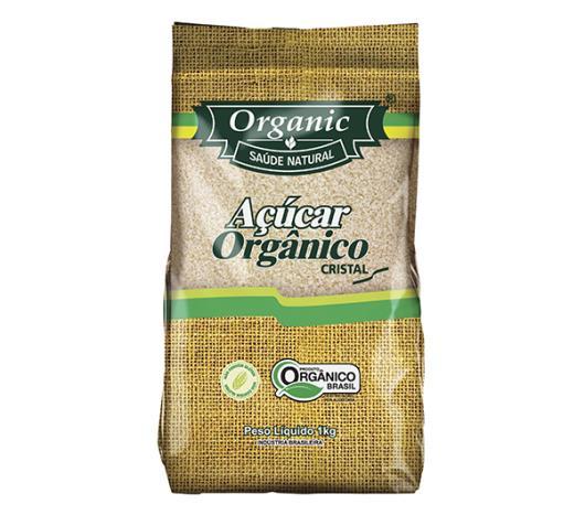 Açúcar Organic cristal orgânico 1kg - Imagem em destaque