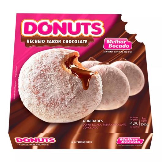 Donuts sabor chocolate Melhor Bocado 280 g - Imagem em destaque