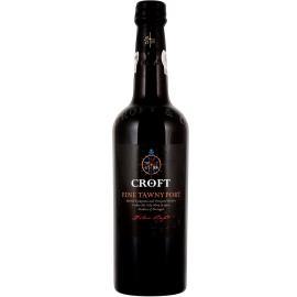 Vinho Português do Porto Tawny Croft Fine Tinto 750ml