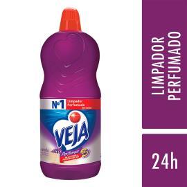 Limpador Veja perfumes Lavanda e Bem-Estar 2L