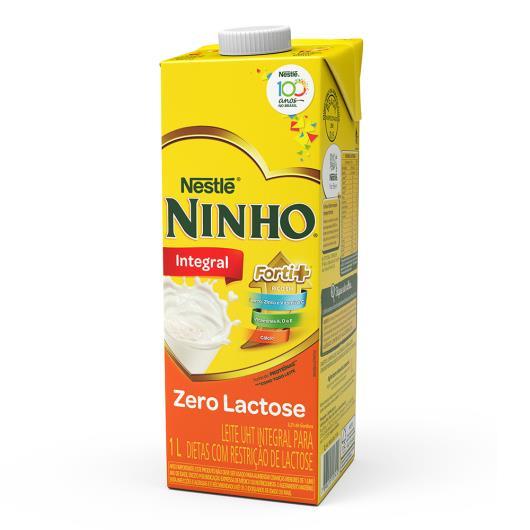 Leite NINHO Zero Lactose Integral 1L - Imagem em destaque