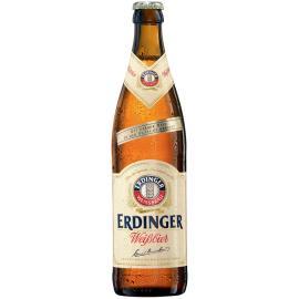 Cerveja Alemã Erdinger Weibbier long neck 500ml