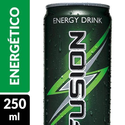 Energético Fusion lata 250ml - Imagem em destaque