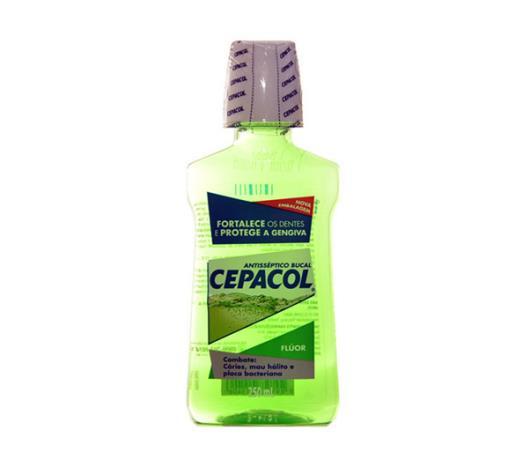 Anti-séptico Cepacol flúor  250 ml - Imagem em destaque