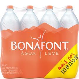 Água Mineral Bonafont Leve + Pague - 8x1.5 litros