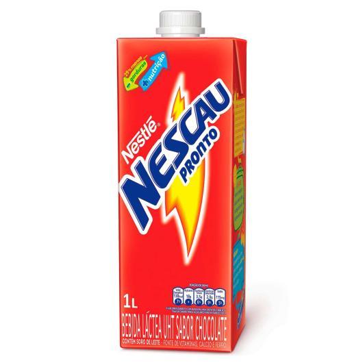 Bebida Láctea NESCAU Pronto 1L - Imagem em destaque