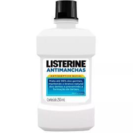 Anti-séptico Listerine whitening antimanchas 250ml