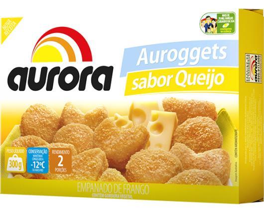 Empanado Aurora Auroggets Sabor Queijo 300g - Imagem em destaque