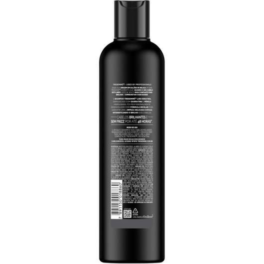 Shampoo TRESemmé  Liso Keratina 400ML - Imagem em destaque