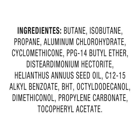Desodorante Antitranspirante Aerosol Dove  Men Care  Sem Perfume 150ML - Imagem em destaque