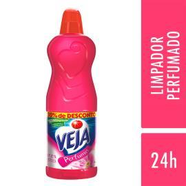 Limpador perfumes e sensações flores & sonhos Veja 1L 30% desconto