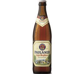 Cerveja Paulaner Hefe-Weissbier Naturtrub 500ml