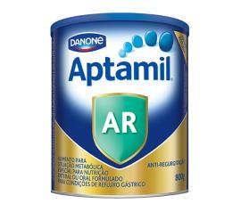 Alimento Aptamil AR para situação metabólica 800g