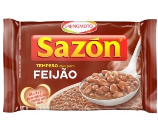 Tempero Sazon feijão, ovos e arroz 60g - Imagem em destaque