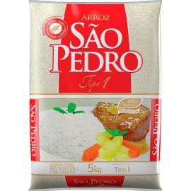 Arroz São Pedro Tipo 1 5Kg