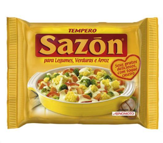 Tempero Sazon legumes verduras arroz 60g - Imagem em destaque
