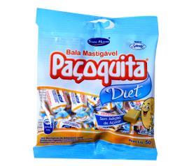 Bala  Santa Helena Paçoquita diet 50g