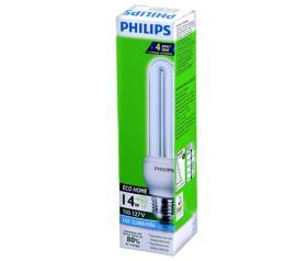 Lâmpada Philips Eco Home Clara 14Wx127V Unidade