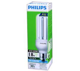 Lâmpada Philips Eco Hight Clara 18Wx127V Unidade