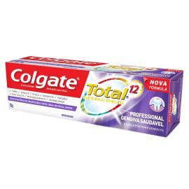 Creme Dental Colgate Total 12 Professional Gengiva Saudável 70g