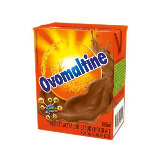Bebida láctea de chocolate Ovomaltine 180ml - Imagem em destaque