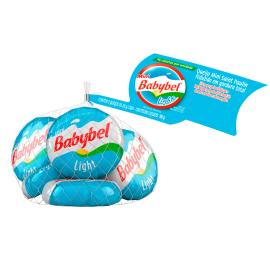 Queijo francês mini babybel light Saint Paulin 100g