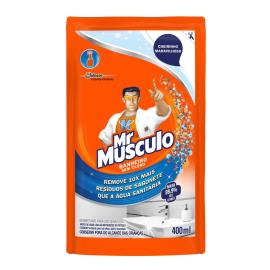 Limpador Mr. Músculo banheiro total 400ml