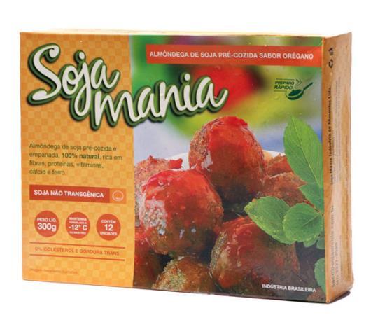 Almôndega Soja Mania orégano 300g - Imagem em destaque