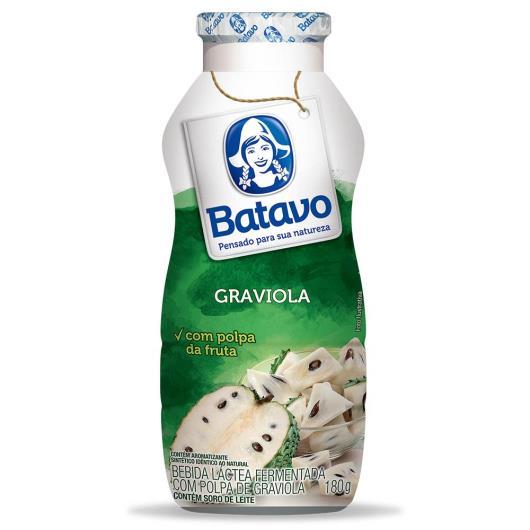 Bebida láctea graviola Batavo 180 g - Imagem em destaque