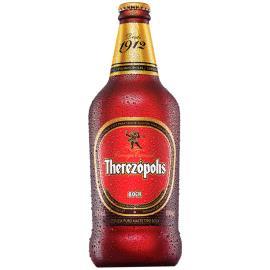 Cerveja Therezópolis Bock garrafa 600ml