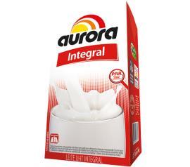 Leite Aurora integral 1L