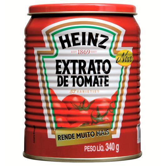 Extrato de Tomate Heinz 340g - Imagem em destaque