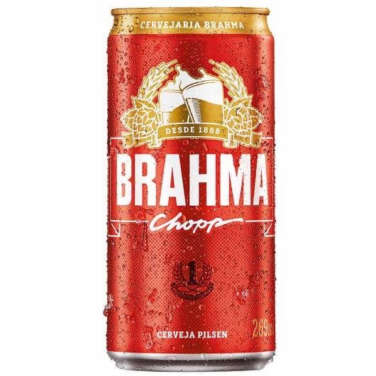 Cerveja Brahma Chopp Pilsen 269ml Lata - Imagem em destaque