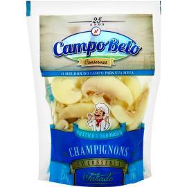 Champignon Conserva Campo Belo Fatiado 100g