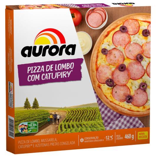 Pizza Lombo com Requeijão Aurora 460g - Imagem em destaque