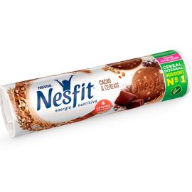 Biscoito Nesfit Integral Cacau e Cereais 200g