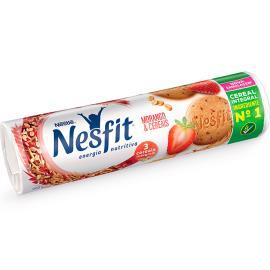 Biscoito Nesfit Integral Morango Cereais 200g
