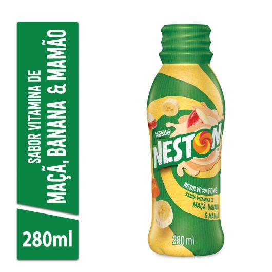 Bebida Láctea NESTON Maçã, Banana e Mamão 280ml - Imagem em destaque