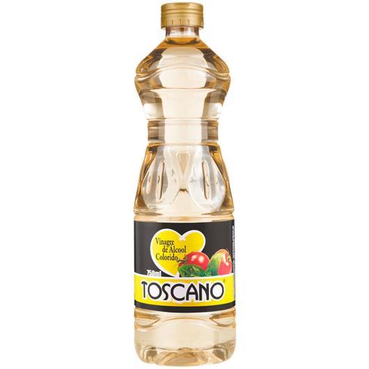 Vinagre Toscano álcool colorido 750ml - Imagem em destaque