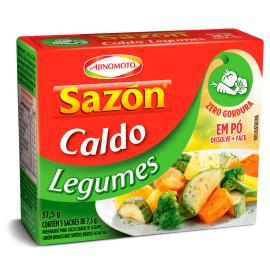 Caldo em pó Sazón Legumes 37,5g