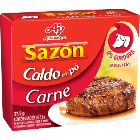 Caldo em pó Sazón Carne 37,5g - Imagem em destaque