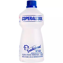 Álcool Coperalcool Tradicional 46° 500ml