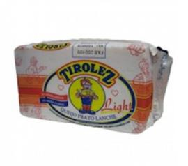Queijo Prato light fatiado Tirolez 200g