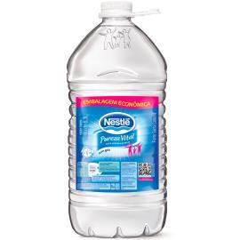 Água mineral Nestlé pureza vital sem gás  6,3 litros
