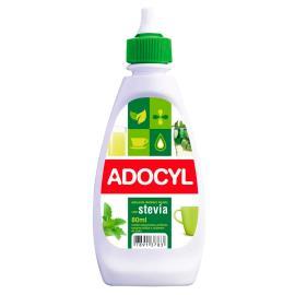 Adoçante Adocyl com stevia líquido 80ml