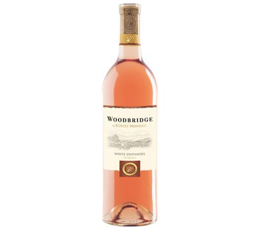 Vinho EUA Woodbridge Robert Mondavi White Zinfander 750ml - Imagem em destaque