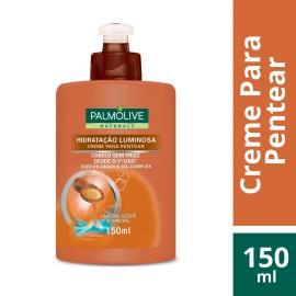 Creme para pentear Palmolive naturals hidratação luminosa 150ml