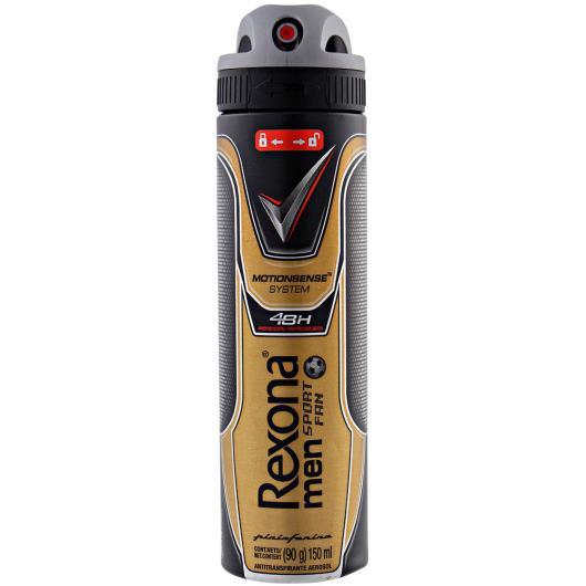 Desodorante Rexona Aerossol Men Sport Fan 90g - Imagem em destaque