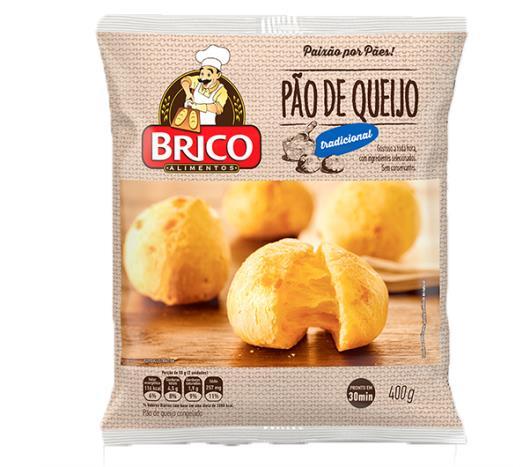 Pão de queijo tradicional Brico Bread 400g - Imagem em destaque